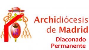 Logo diaconado Madrid